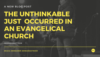 The Unthinkable Just Occurred at an Evangelical Church
