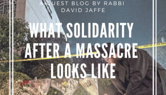 What Solidarity After a Massacre Looks Like